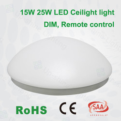 High PF LED driver with Triac dimmable SMD led ceiling light