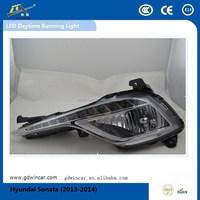 Factory Auto Work Light Led DRL Hyundai Sonata Car LED Daytime Running Light(2013-2014)