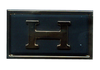 "fashion belt Buckle ""H"""