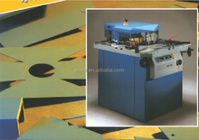 Hydraulic sheet metal corner notch, V notching machine, hand operated metal corner notcher