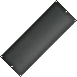 "19"" 4U Blanking Rack Patch PanelModule Cover Plate MountData Cabinet Flight"