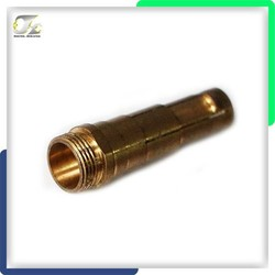 Carbon Steel Material and Hexagon Head Code High Quality Hose Nipple Fitting