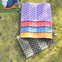 Camping Cushion Outdoor Mat Ultralight Moistureproof Pad Lightweight portable folding cushion IXPE mat Waterproof Picnic Mat