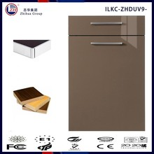 high gloss panel kitchen cabinet door ZHIL-KCD52503