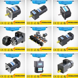 Sweeping Machine AC Gear Motor watt Geared discount Low Speed High Torque