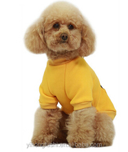 Wholesale Pet Apparel For Rabbit/ Clothes for Cats/ Dog Autumn Winter Cloth