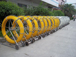 Cable duct rodder Fiber optic cable duct rodder Optical fiber duct rodder