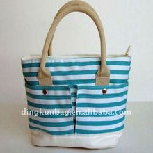 2011 New Cotton Canvas Bag For Promotion