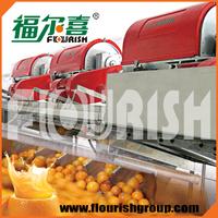 Full automatic fruit juice processing equipment