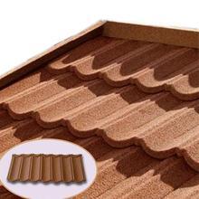 colorful stone coating roof tile sandwich panel house roof jinhu black shingle roof tiles