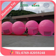 china manufactory gaint inflatable helium balloon for culvert making