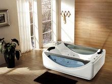 Monalisa double hot sale massage bathtub M-2046