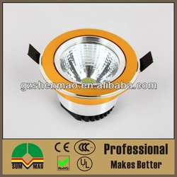 New design IES files led downlight
