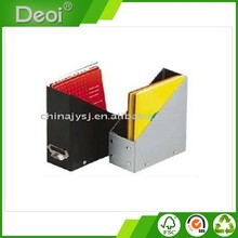 profesional OEM factory and customized high quality durable magazine organizer box / holder made in China shanghai factory