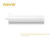 NOVO AC110V /220V high torque power window motor for metal curtain rod