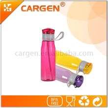New product 700ml hygienic sport plastic bicycle water bottle