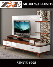 HOME FURNITURE LCD TV WALL UNIT DESIGN