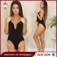 New Design High Quality Sexy Tight Bodysuit Fashion Adult Women Bodysuit