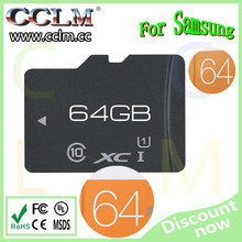 64GB TF card memory card for samsung