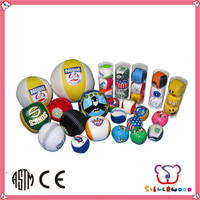 ICTI SEDEX factory for kids promotional custom large acrylic juggling ball
