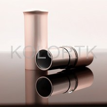 Popular lipstick tubes, aluminum lipstick tubes cosmetic packaging