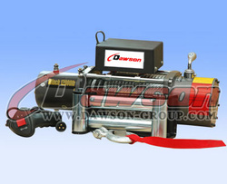 Truck hydraulic winch cable tow truck winches for sale electric winch for 4x4,China supplier
