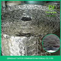 double-sided multilayer aluminum thermal reflective foil insulation for building