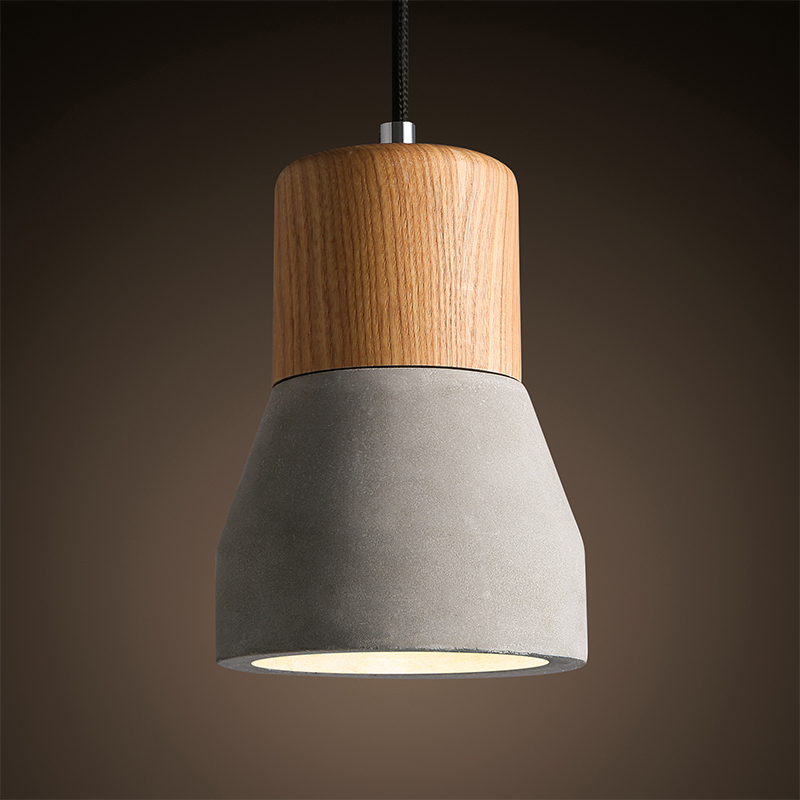 Modern decorative hanging pendant light for cafe bar view for Modern hanging pendant lights