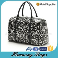 Good quality personalized new design fancy travel bag