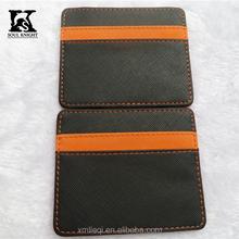 SK-7012 New fashion magic card holder smart card case
