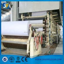 Good quality A4 paper making machine with ISO certificated