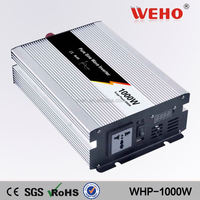 Home Use 1000W power invertor 12V dc to 220V ac solar invertor 1000w pure sine wave inverter