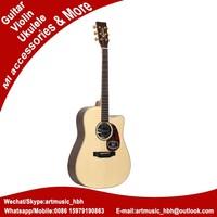 maple binding acoustic guitar,cheap acoustic electric guitar