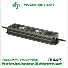 110v ac to 24v dc power supply 100w multi channel led driver for outdoor led christmas light