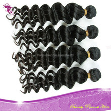 PrincessBeauty Hair Factory Raw Unprocessed Black women love loose indian remy water wave hair