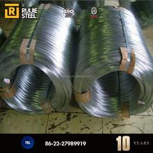 high strength electro galvanized wire