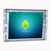7 inch 4gb ram open frame android tablet