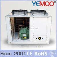YEMOO 5HP copeland compressor condensing unit cold room box type condensing unit