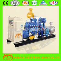 Hot sale 80kw gas generator with woodward