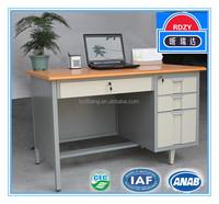 Elegant steel office desk italian furniture