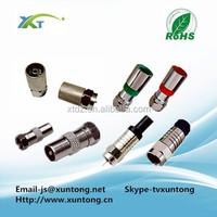 F Type Compression Plug for RG6