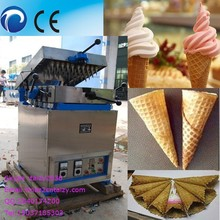 high speed commercial ice cream cone maker