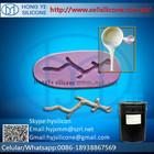 Densidade Silicone RTV borracha de silicone líquido para produtos de gesso moldes