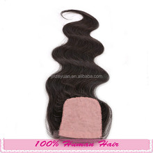 new arrival hot sale remy indian lace front closure piece size 4*4 in stock