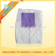 Competitive Price High Quality Disposable New Adult Diapers xl