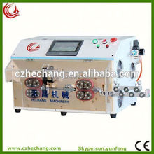 2 hp automatic wire cutting and stripping machine