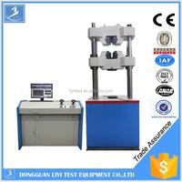 Hot sale universal steel wire tensile testing machine