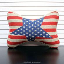 Hampton Royal Blue 18 inch Decorative Trellis Pillow Case, lattice pillow cover