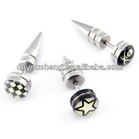 Custom fake ear stretchers