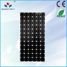 300 watt monocrystalline solar panels with A grade solar cell TYM300